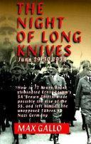 The Night of Long Knives PDF