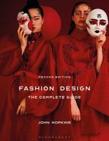 Fashion Design  The Complete Guide PDF