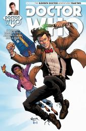 Doctor Who: The Eleventh Doctor #2.8: Downtime
