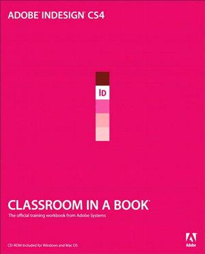 Adobe InDesign CS4 Classroom in a Book PDF