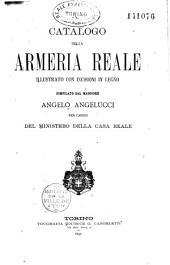 Catalogo della Armeria reale, illustrato con Incisioni in legno