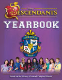 Disney Descendants Yearbook Book