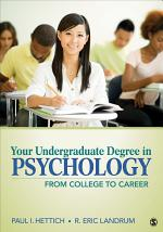 Your Undergraduate Degree in Psychology