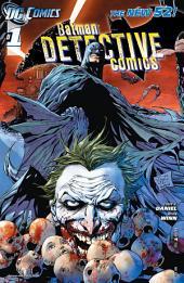 Detective Comics (2011- ) #1