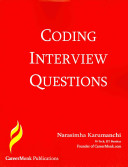 Coding Interview Questions Book