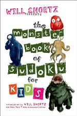 Will Shortz Presents The Monster Book of Sudoku for Kids