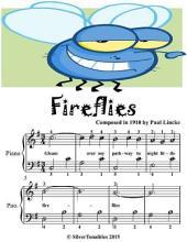 Fireflies - Easiest Piano Sheet Music Junior Edition