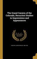 GRAND CANYON OF THE COLORADO R