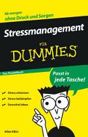 Stressmanagement f  r Dummies Das Pocketbuch PDF