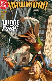 Hawkman (2002-) #15