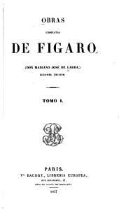 Obras completas de Figaro (Don Mariano José de Larra).
