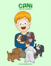 Cani Libro da Colorare 3