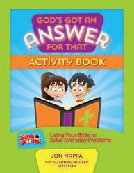 God S Got An Answer For That Activity Book Book PDF