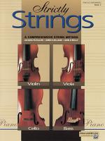 Strictly Strings - Piano Accompaniment, Book 2