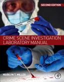 Crime Scene Investigation Laboratory Manual PDF