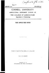 The Apple Red Bugs