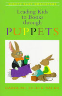 Leading Kids to Books Through Puppets