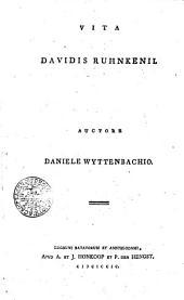 Vita Davidis Ruhnkenii
