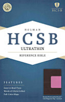 Ultrathin Reference Bible HCSB Magnetic Flap PDF