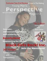 Young Men s Perspective Magazine  Volume 5 PDF