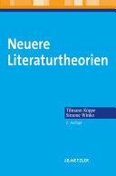 Neuere Literaturtheorien PDF