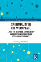Spirituality in the Workplace PDF