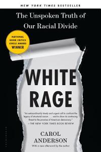 White Rage Book