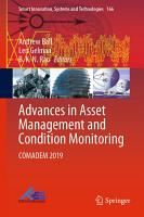 Advances in Asset Management and Condition Monitoring PDF