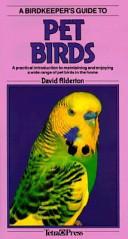 A Birdkeeper s Guide to Pet Birds PDF