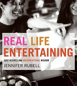 Real Life Entertaining Book