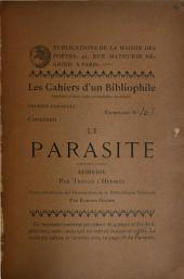 Le parasite: comédie