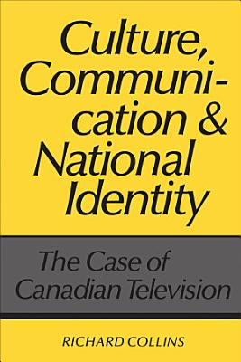 Culture  Communication and National Identity