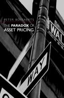 The Paradox of Asset Pricing PDF