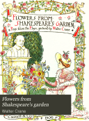 Download Flowers from Shakespeare s Garden Book