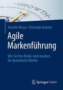Agile Markenf  hrung PDF
