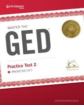 Master the GED: Practice Test 2: Practice Test 2 of 3, Edition 27