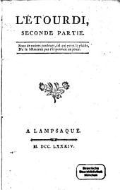 L' Étourdi: 2. - 111, 3 S.