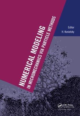 Numerical Modeling in Micromechanics via Particle Methods PDF