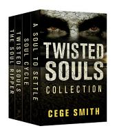 Twisted Souls Box Set (The Soul Ripper, Twisted Souls, Soul Cycle, A Soul to Settle)