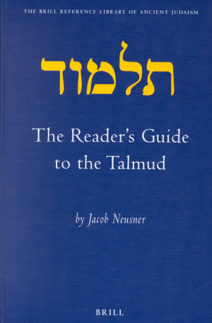 The Reader s Guide to the Talmud
