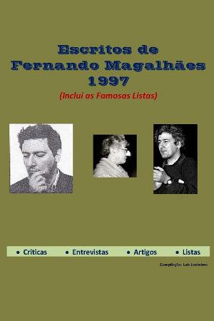 Escritos de Fernando Magalh  es   1997