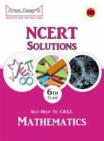 Self Help to NCERT Solutions Mathematics 6 PDF