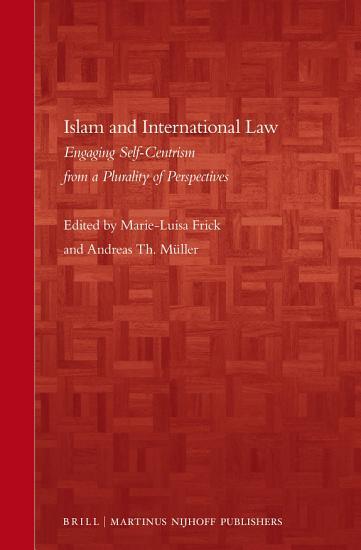Islam and International Law PDF