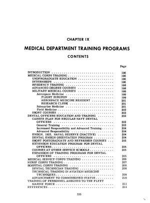Medical Department Orientation PDF
