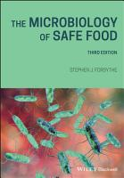 The Microbiology of Safe Food PDF