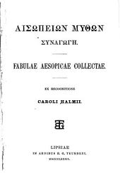 Aisōpeiōn mythōn synagōgē