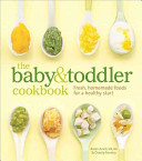 The Baby and Toddler Cookbook Book