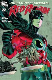 Red Robin (2009-) #22