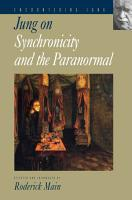 Jung on Synchronicity and the Paranormal PDF