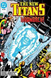 The New Titans (1988-1996) #56